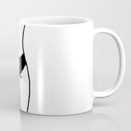 my back Coffee Mug