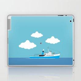 The Life Aquatic with Steve Zissou: The Belafonte Laptop & iPad Skin