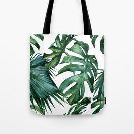 Simply Island Palm Leaves Tote Bag