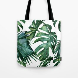 Simply Island Palm Leaves Tote Bag