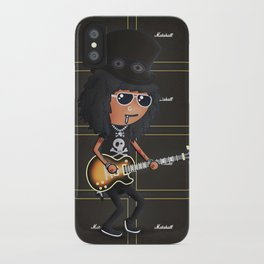 Slash iPhone Case