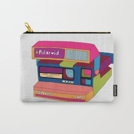 Captures Great Moments (color fun) Carry-All Pouch