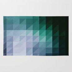 Triangular studies 03. Rug