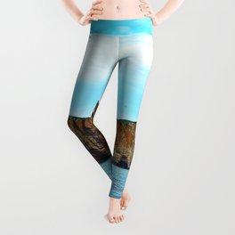 Le Rocher Perce Leggings