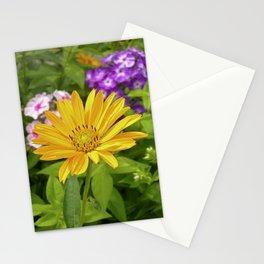 garden flower II Stationery Cards
