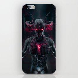 Euclase - Evil Inside iPhone Skin