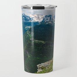 Rocky Mountain Bighorn Travel Mug