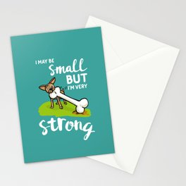 I may be small Stationery Cards