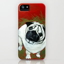He Said I Did What!?! iPhone Case