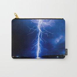 Balmoral Beach Lightning Strike Carry-All Pouch