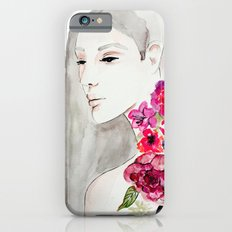 Face&flowers Slim Case iPhone 6s