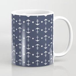 Anchors Mouse Ears Coffee Mug