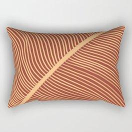 Autumn leave Rectangular Pillow