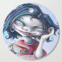 Z imagination Cup of Joe Cutting Board