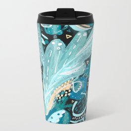 Night Shades Metal Travel Mug