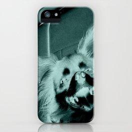 Gremlin Smile iPhone Case