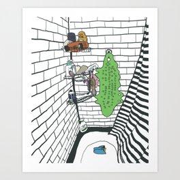 Mother's Refuge Art Print