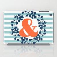 ampersand iPad Cases featuring ampersand by ArigigiPixel