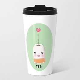 Cute tea Travel Mug