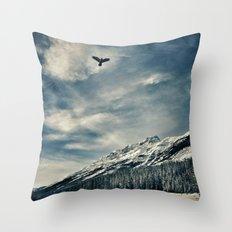 Dream Big, Reach Higher Throw Pillow