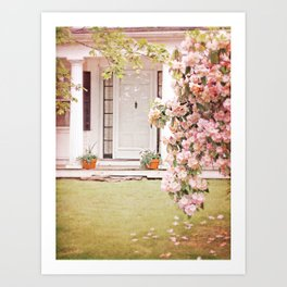 Summertime and the living is easy Art Print
