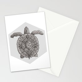 Magic Turtle Stationery Cards