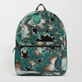 Forest Moons Fractal Backpack
