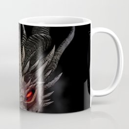 Red eyed dragon Coffee Mug