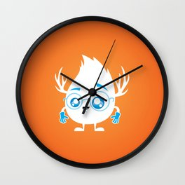 Lil' Guy Wall Clock