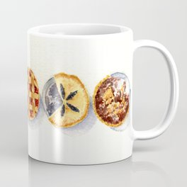 Pies Coffee Mug