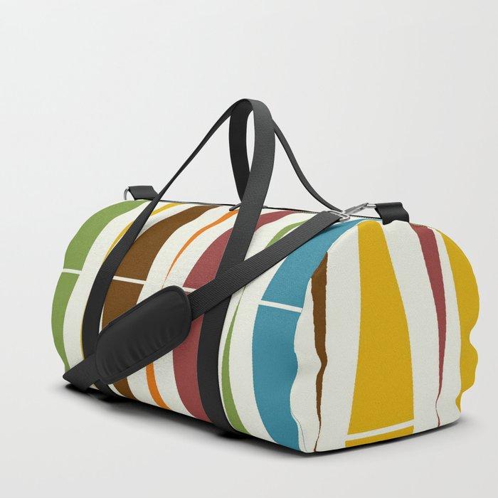 Mid-Century Modern Art 1.4 Duffle Bag