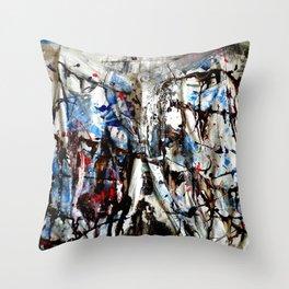 Vaquero Stone Throw Pillow
