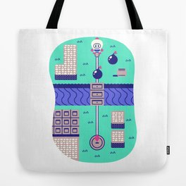 Overworld: Bomba Tote Bag