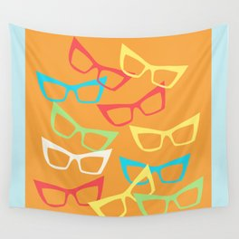 Becoming Spectacles Wall Tapestry