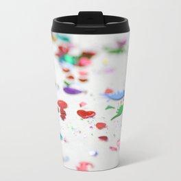 Confetti Sprinkle Travel Mug