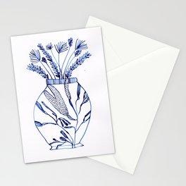 Vase Kina Stationery Cards