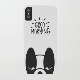 Good morning Coco iPhone Case