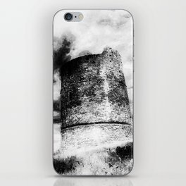 The Haunted Castle iPhone Skin