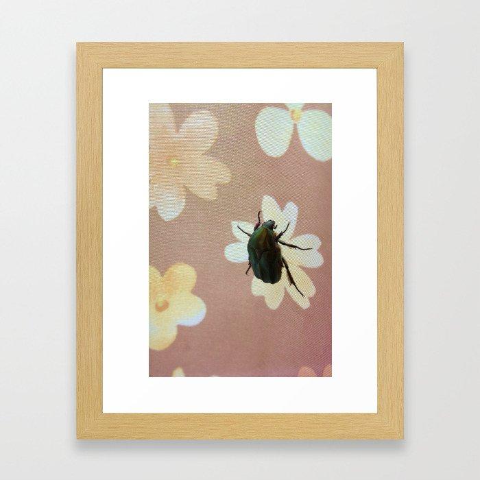 bug1 Framed Art Print