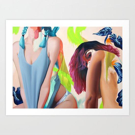 G & T Art Print
