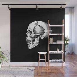 ye olde skull Wall Mural