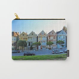 The Painted Ladies II Carry-All Pouch