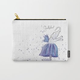 Gisellephant Carry-All Pouch