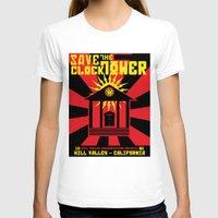 propaganda T-shirts featuring Clocktower Propaganda by DGN Graphix
