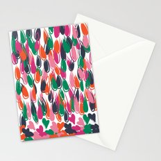 raining love Stationery Cards