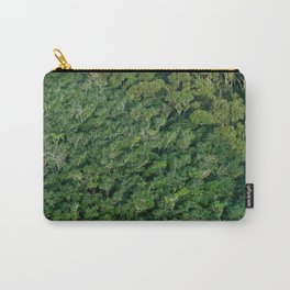 Arial tropical forest Carry-All Pouch