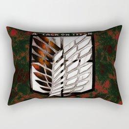 Attack on Titan Corps Rectangular Pillow