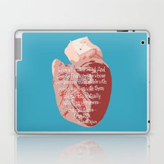 Weird Love Laptop & iPad Skin