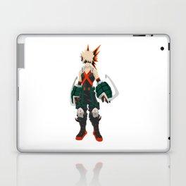 Boku no Hero - Bakugou Laptop & iPad Skin