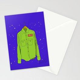 """Alone Shirt""  Stationery Cards"